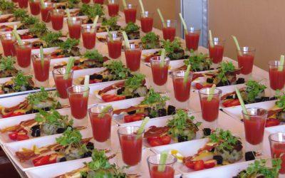 Gourmet Foods providing excellent corporate catering in Birmingham